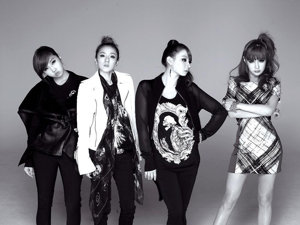 2NE1 Kpop Style Music by LoLxLeGiT