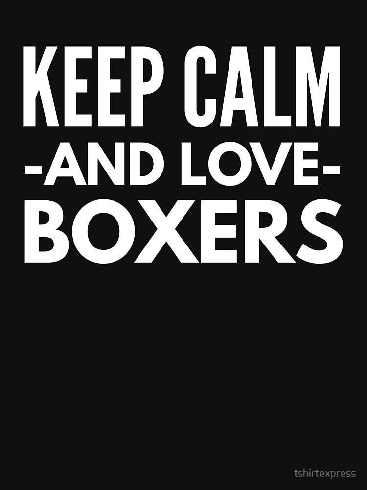 Love Boxers by tshirtexpress