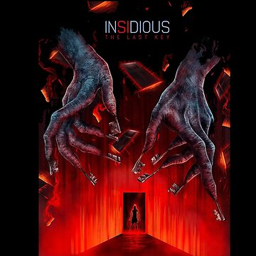 insidious movie poster by jasonmomoa815