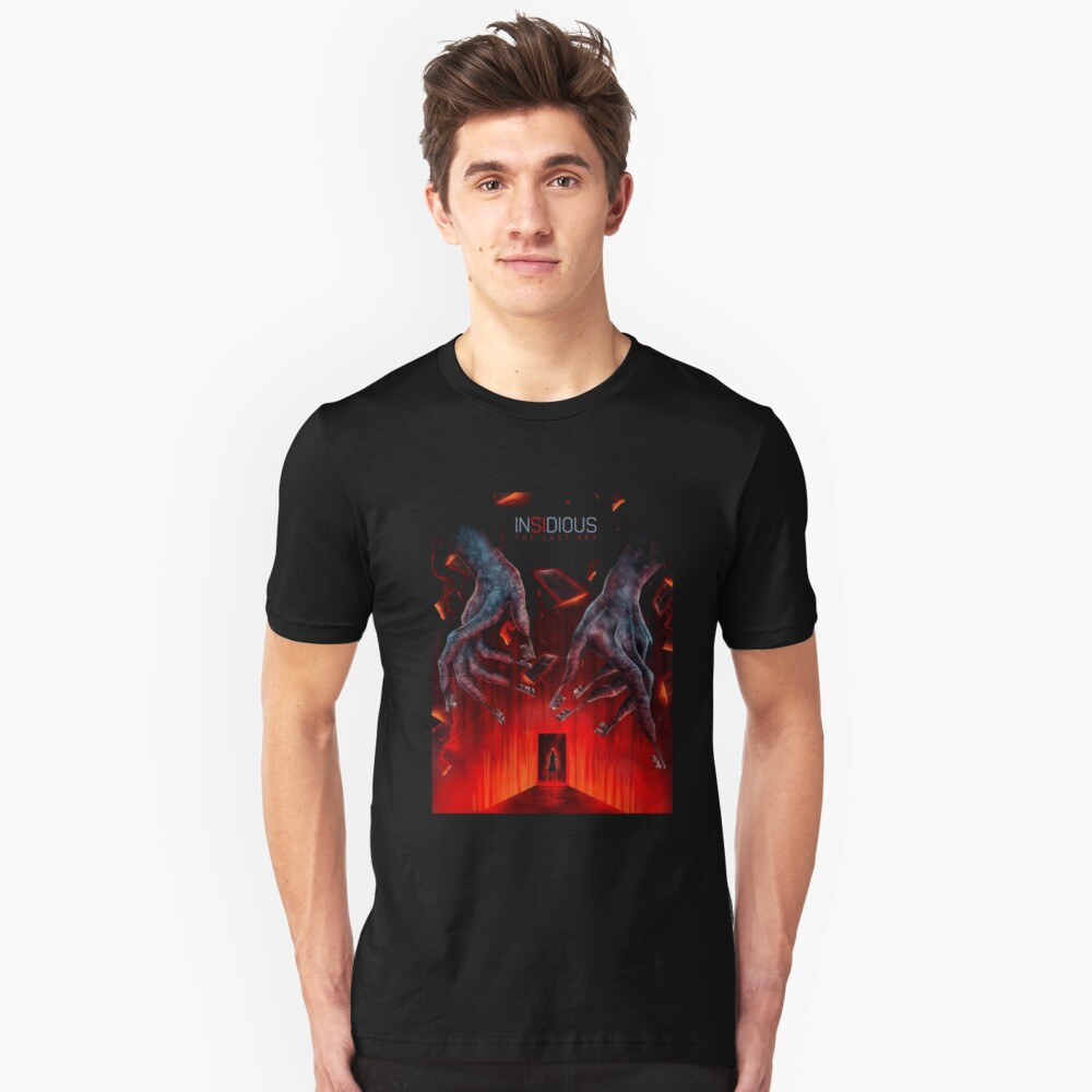 insidious movie poster Unisex T-Shirt Front