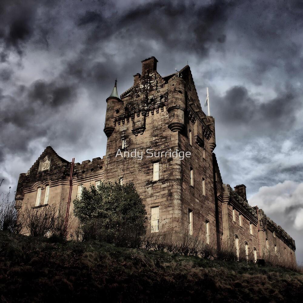 Brodick Castle by Andy Surridge