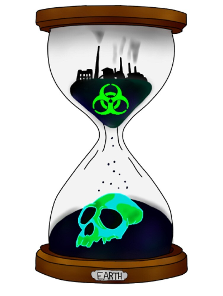 Toxic Time Bomb by Taylor Willis