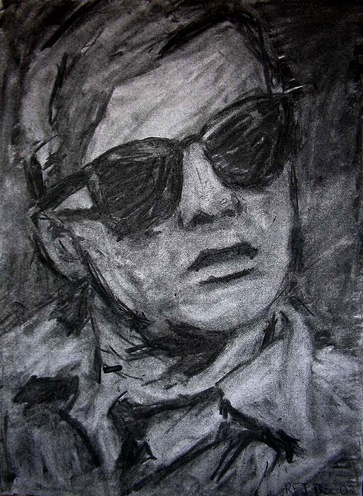 Mr Warhol by Rosanna Jeffery