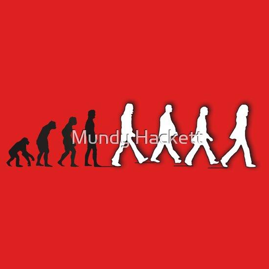 TShirtGifter presents: Musical Revolution Evolution - Beatles Abbey Road