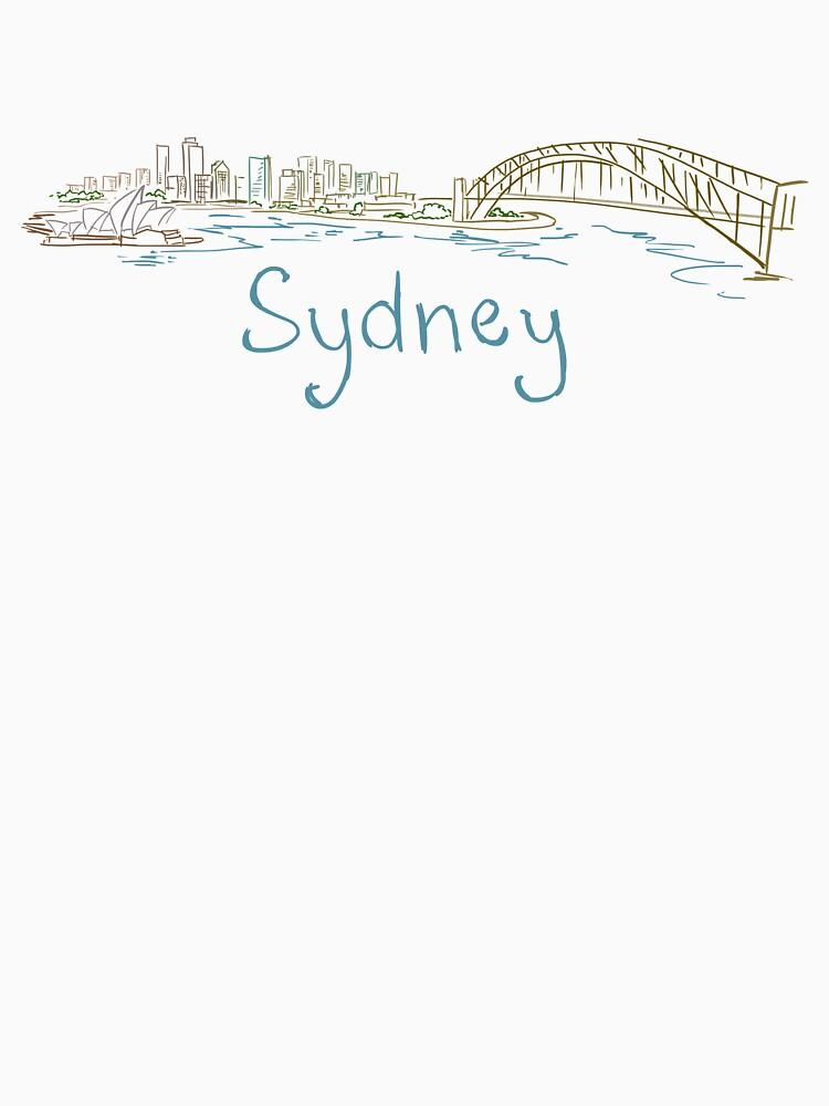 Sydney Panorama by MichaelRellov
