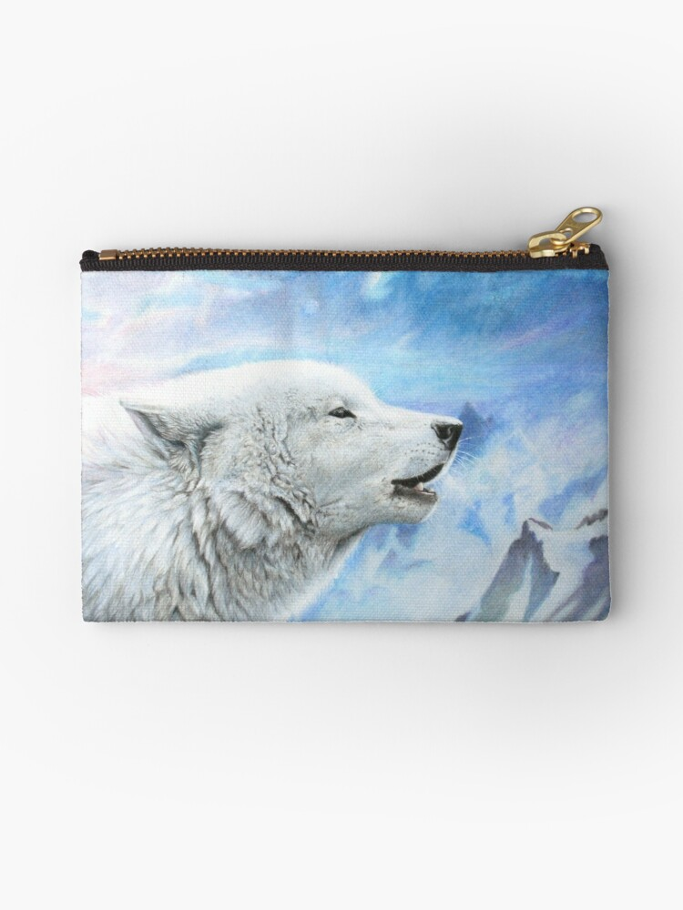 wake the white wolves by Schiraki