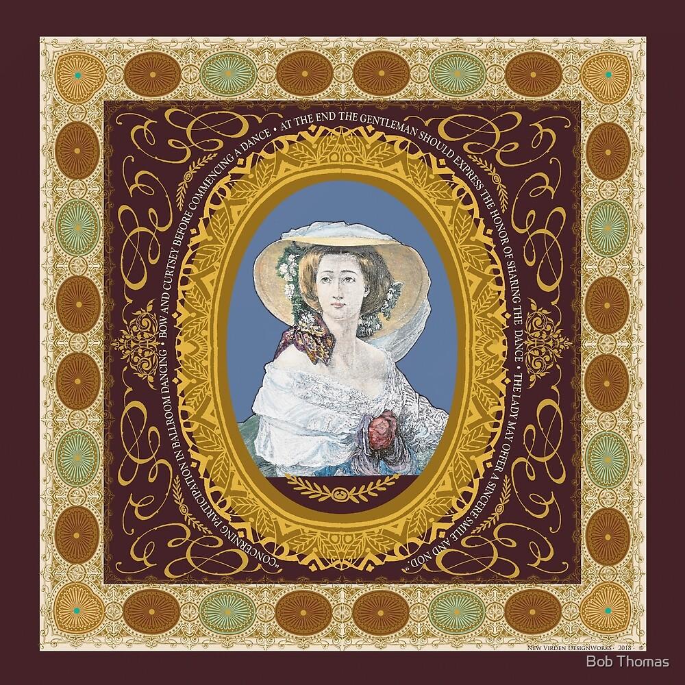 Miss Evalina - In The Ballroom by Bob Thomas