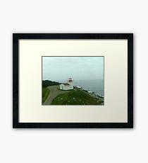 Port Bickerton Light Framed Print