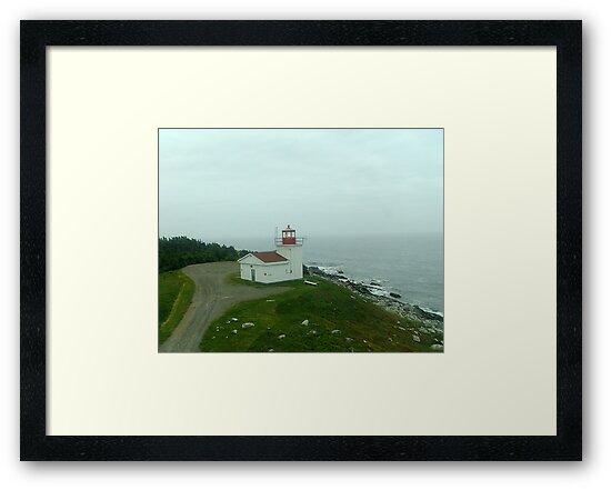 Port Bickerton Light by George Cousins