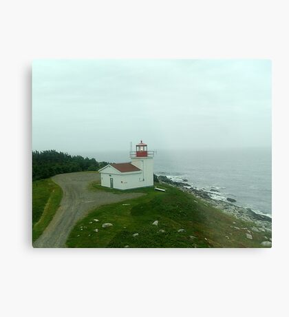Port Bickerton Light Metal Print