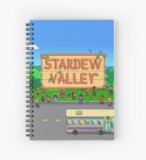 Stardew Valley Bus Spiralblock