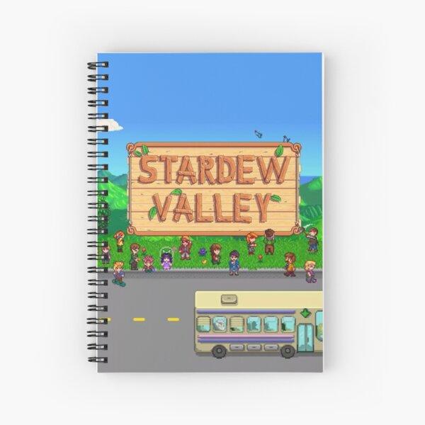 Bus Stardew Valley Cahier à spirale