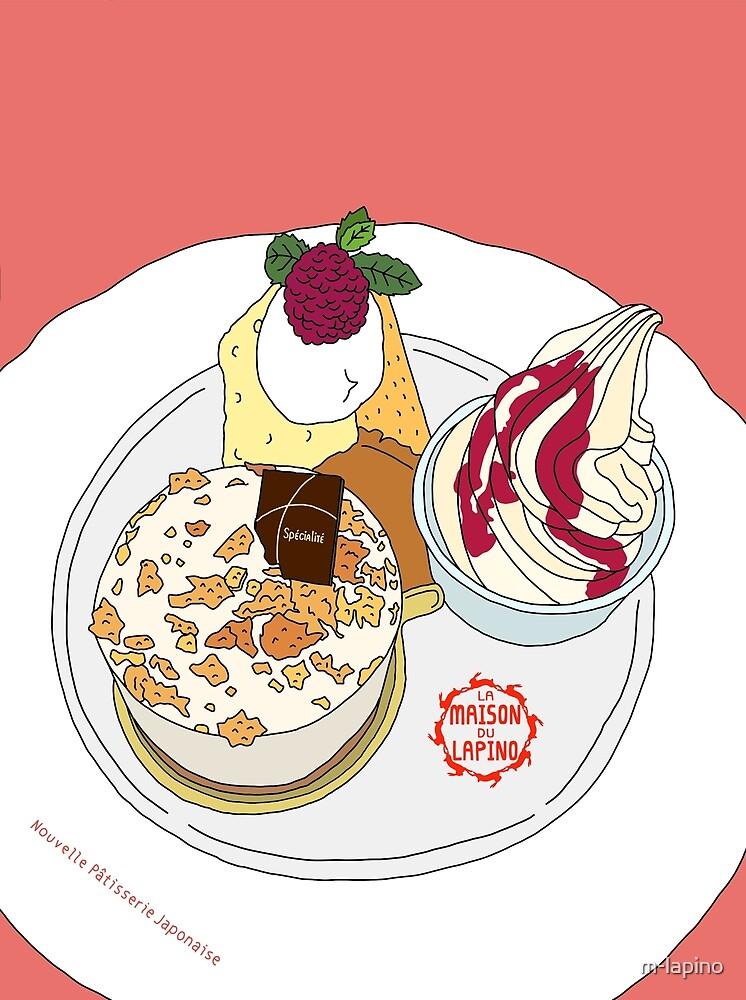 Gorgeous Cake Set by m-lapino