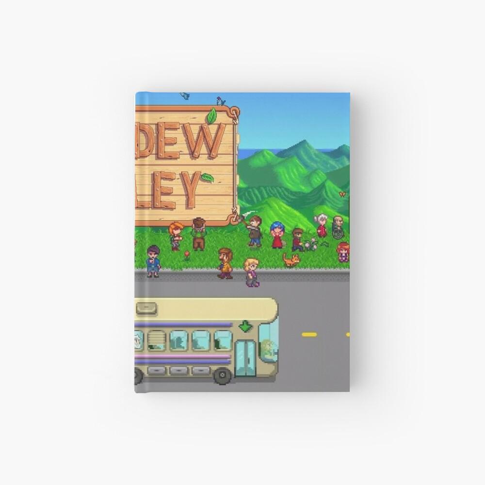 Stardew Valley Bus Notizbuch