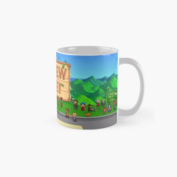 Stardew Valley Bus Classic Mug