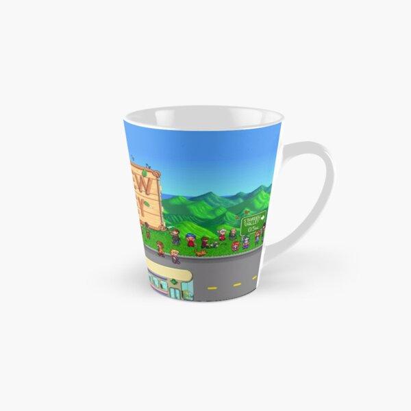 Stardew Valley Bus Tall Mug