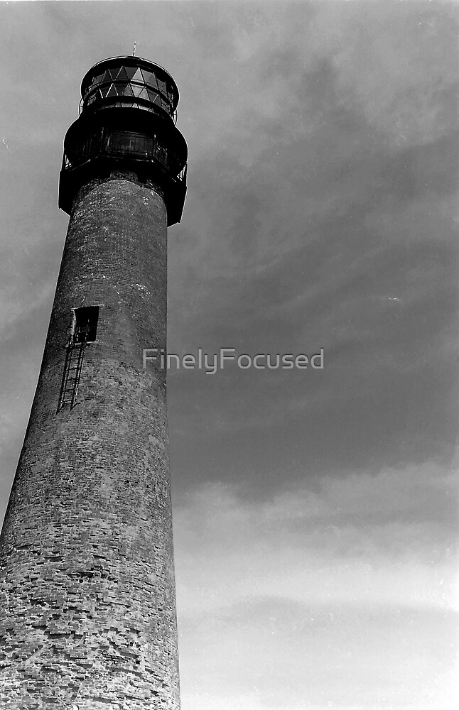 Cape Florida Lighthouse by FinelyFocused