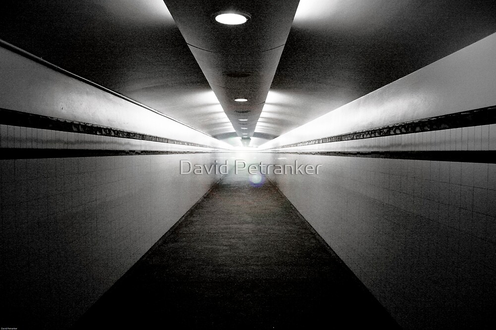 Time Tunnel by David Petranker