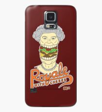 Royale with cheese Case/Skin for Samsung Galaxy