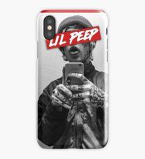 LIL PEEP iPhone Case/Skin