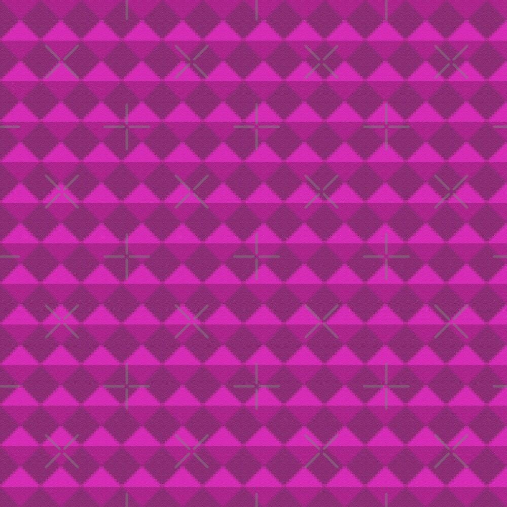 rhombuses pattern by gata-iris