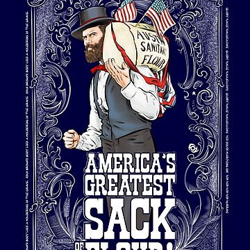 The Dollop - America's Greatest Sack of Flour by MrFoz