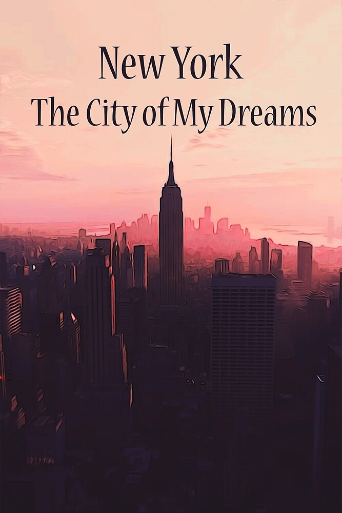 The City of My Dreams by Andrea Mazzocchetti