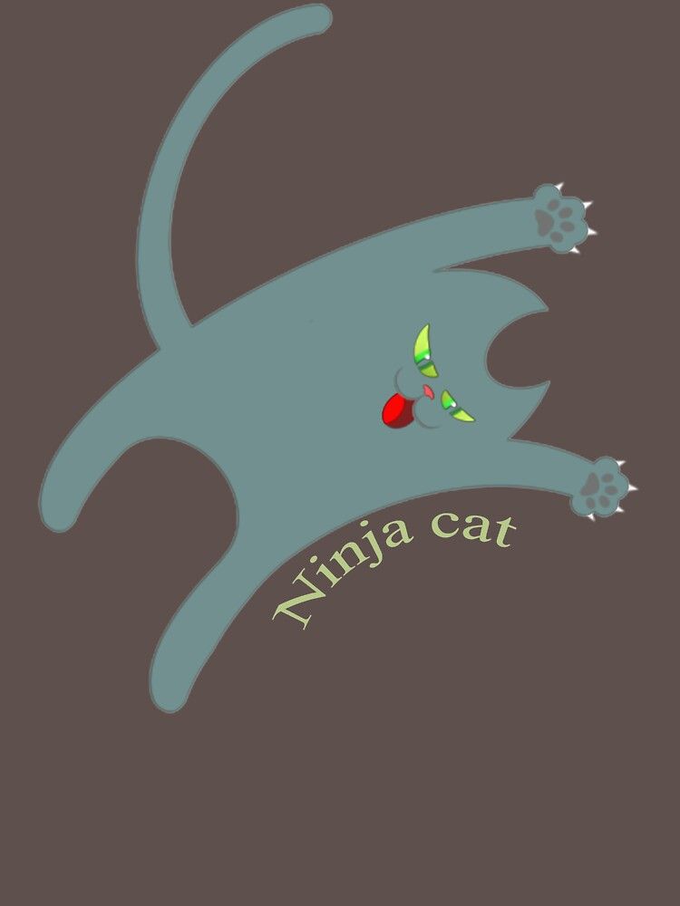 Ninja Cat SW311 New Product by Diniansia