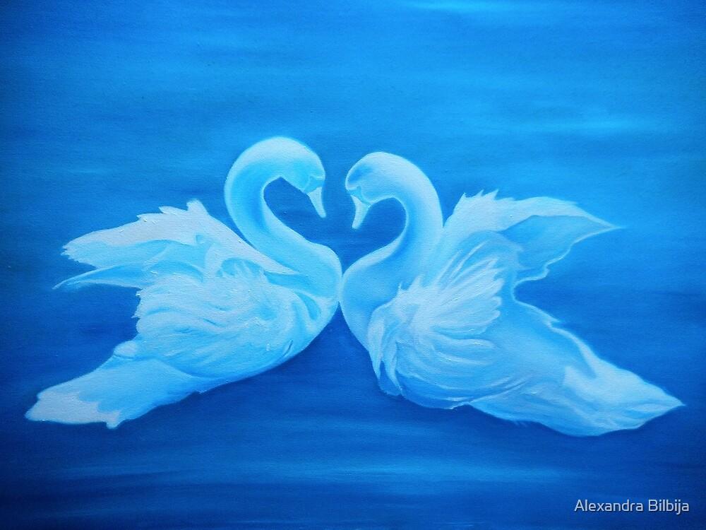 Spiritual Love by Alexandra Bilbija