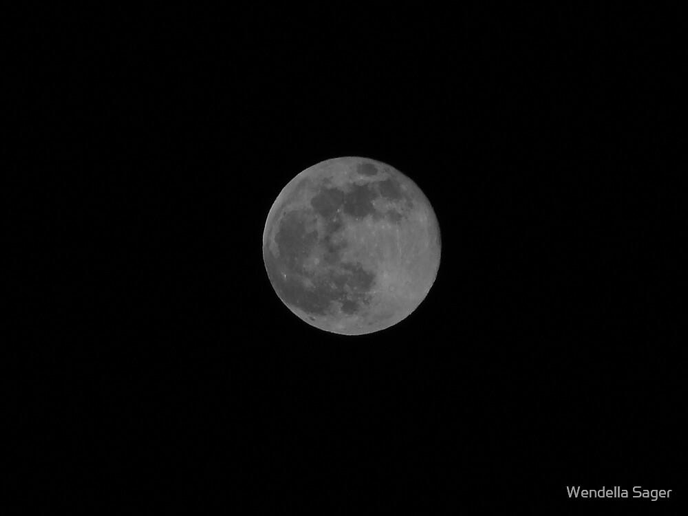 December Moon by Wendella Reeves