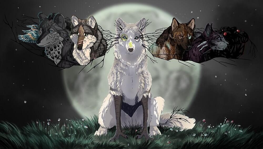 Theory of Mind by wolfenwinter