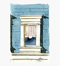 Window in San Francisco Photographic Print