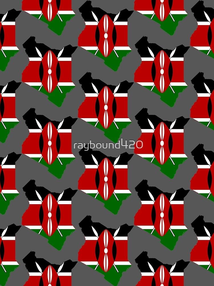Kenya by raybound420