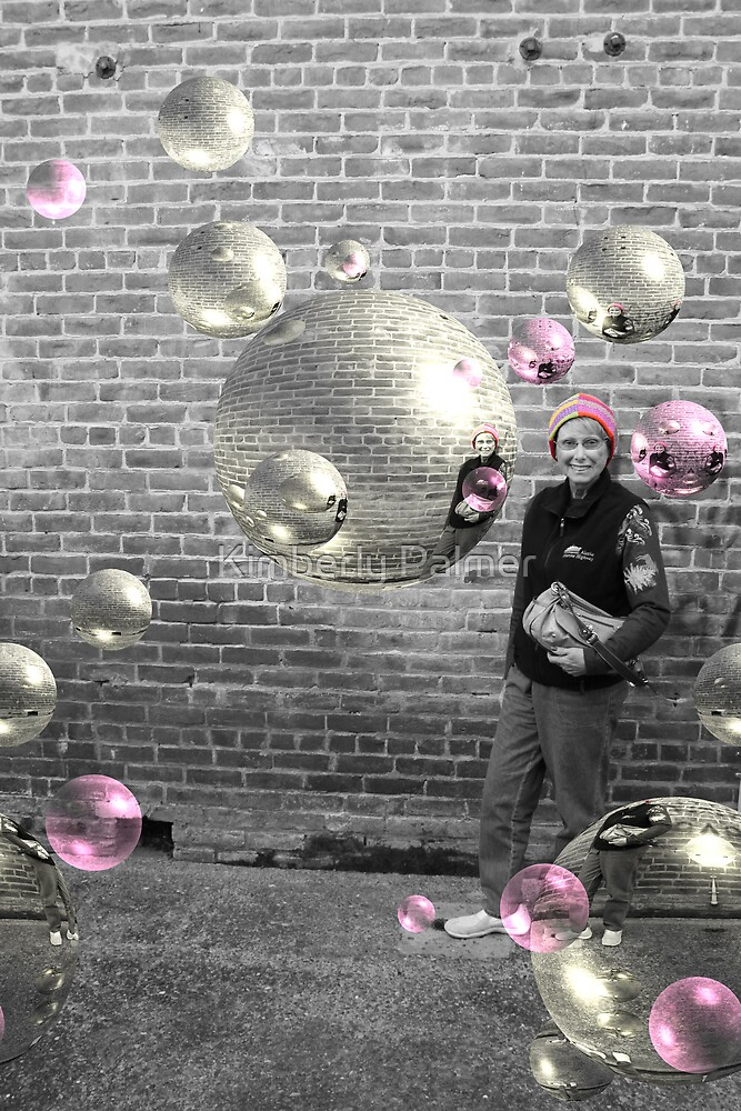 Mom and Bubbles by Kimberly Palmer