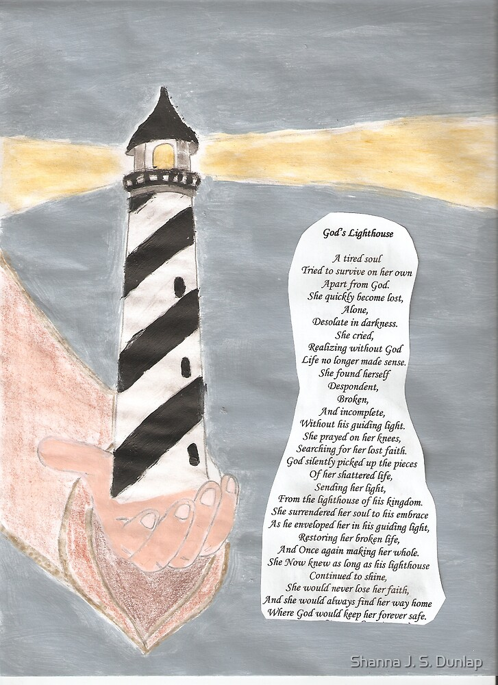 God's Lighthouse by Shanna J. S. Dunlap