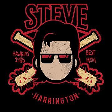 Steve Harrington Shirt Team Steve by japdua