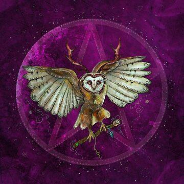 Magic Traveler by f-rizzato-art
