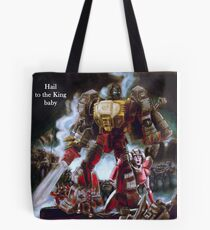 Army of Grimlock Tote Bag