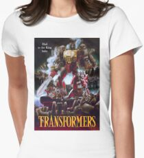 Army of Grimlock Women's Fitted T-Shirt