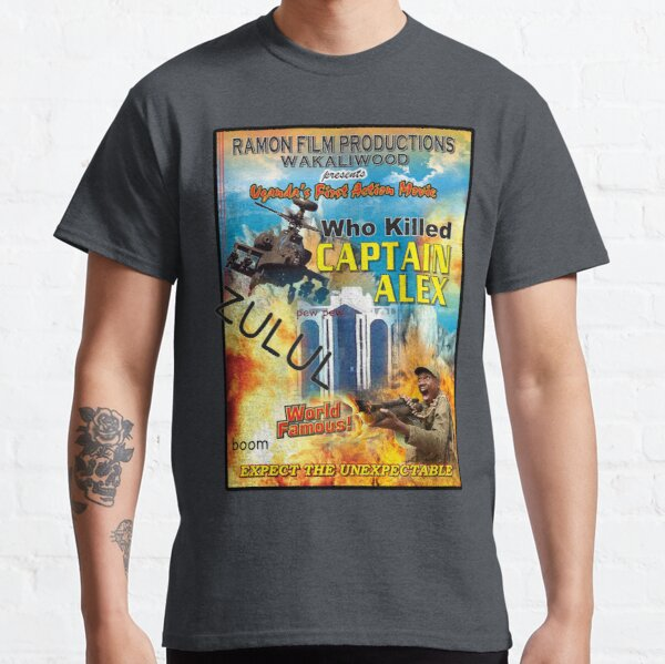 Who killed Captain Alex? Classic T-Shirt