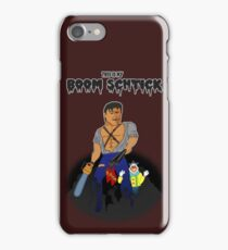 This is my Boom Schtick iPhone Case/Skin