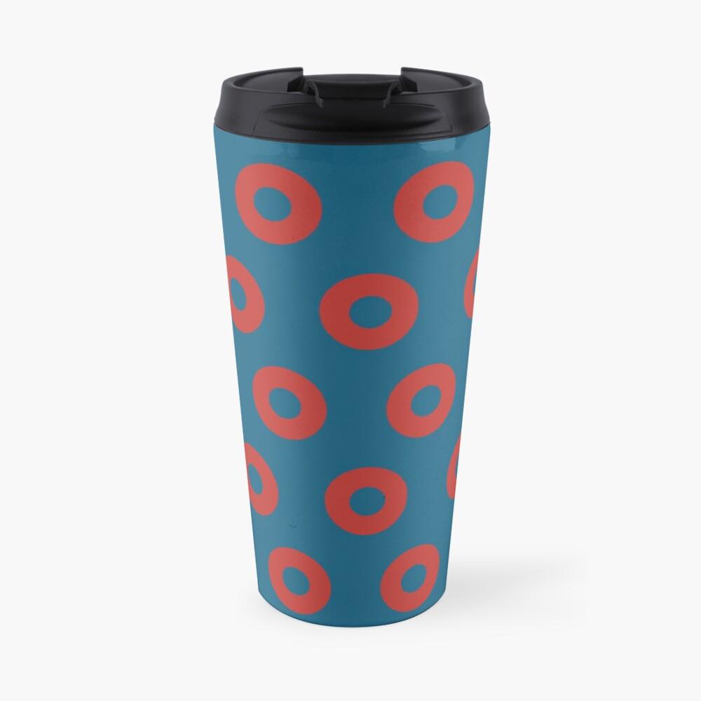 Fishman Donuts - Phish Travel Mug