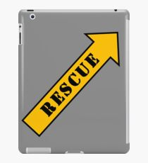 FIGHTER RESCUE iPad Case/Skin