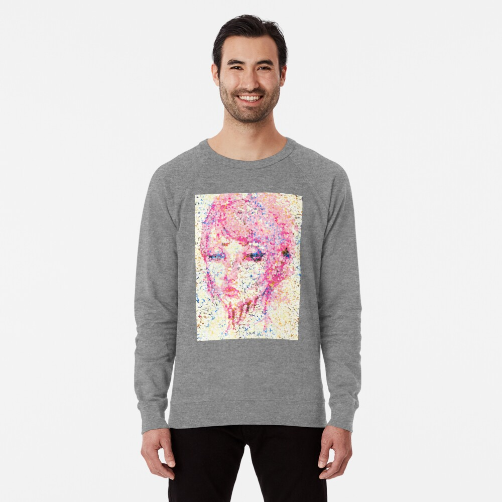 Pastell Leichter Pullover