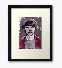 2005 Sam Winchester Framed Print
