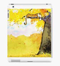 Calvin and Hobbes - Fall Break iPad Case/Skin