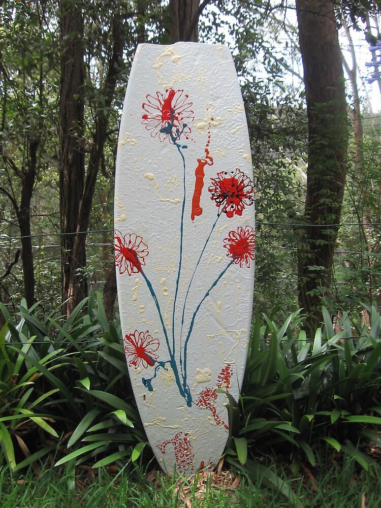 Flowers by Jo Cunningham