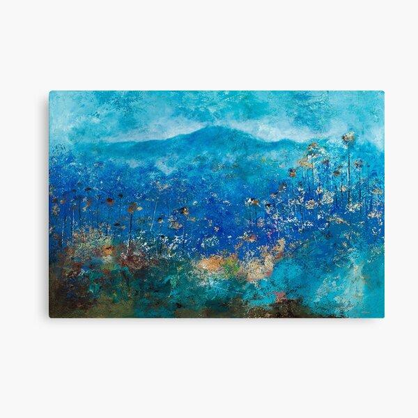 MT.WELLINGTON VIEW Canvas Print