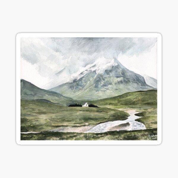 Glencoe Sticker
