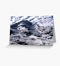 Jungfrau Greeting Card